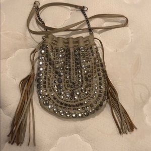 Sequin bag for Coachella!